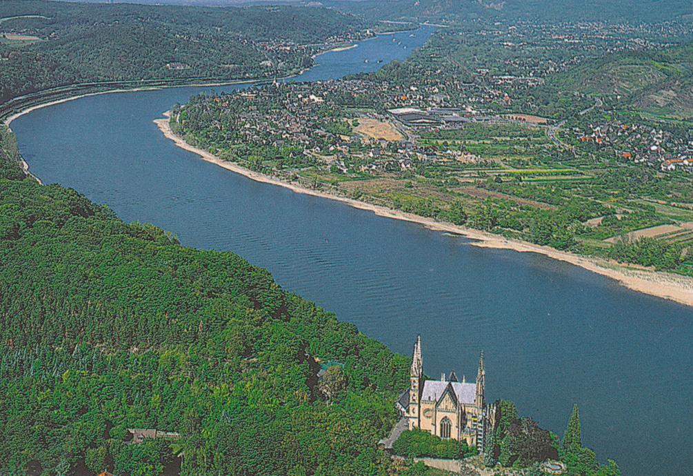 Apollinarisberg Remagen - Kirche, Kloster und Kulturlandschaft
